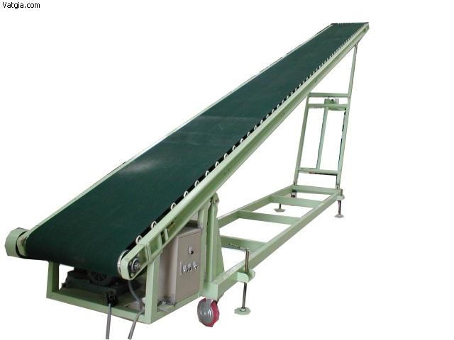 Hệ thống băng tải băng tải PVC