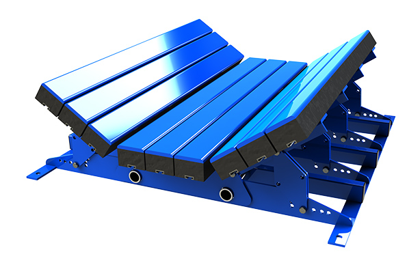 Conveyor Impact Bed